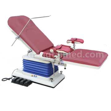 Gynecology obstetric operating table