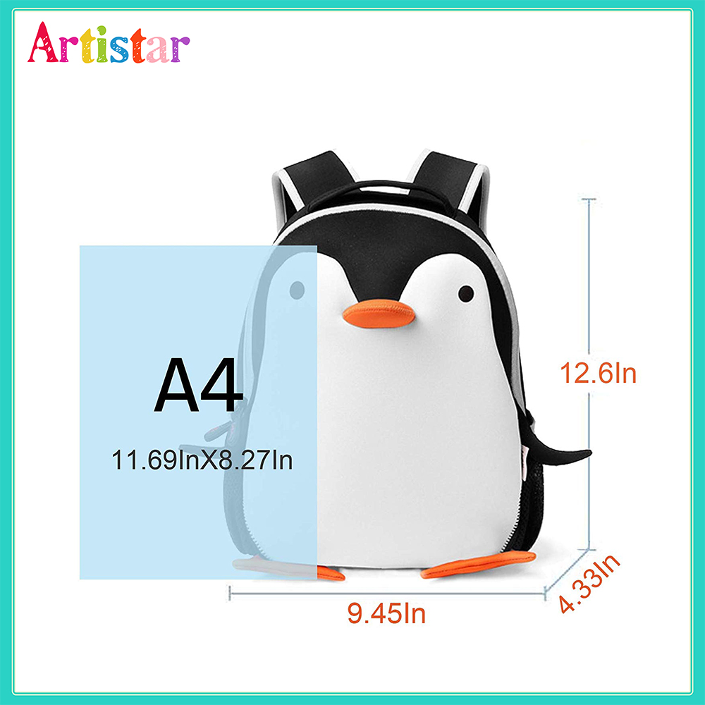 Penguin Modelling Backpack 05 4