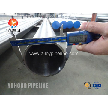 ASTM B163 Incoloy 800HT EN 1.4876 Seamless Pipe