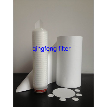 Nylon 6/66 Microporous Filter Membrane for Liquid Filtration