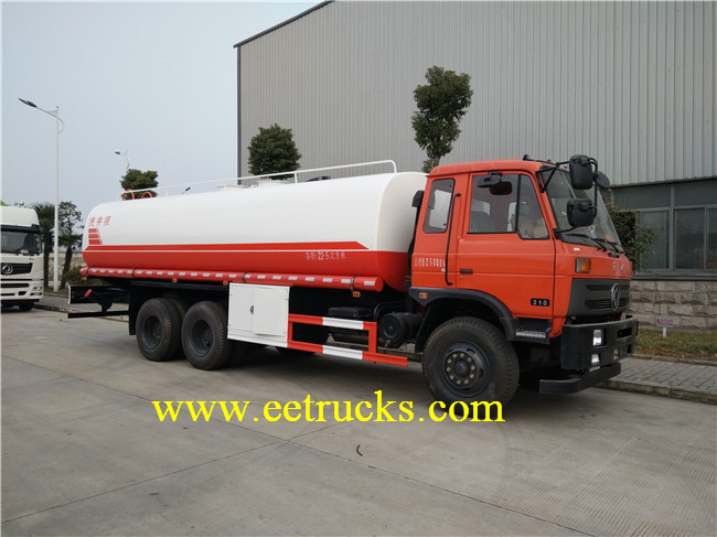 10 Wheeler Washing Fluid Tank Trucks