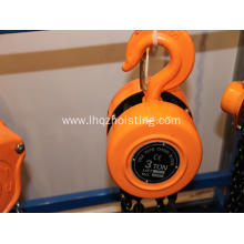 HSZ Series chain hoist pulley block