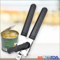 Colorful plastic handle tin opener