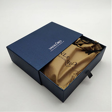 Square Cardboard Drawer Paper Gift Packaging Box
