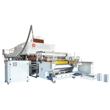 Three/Five Layers High Speed Stretch Film Machine