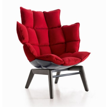 Italian Designer Patricia Urquiola husk chair by fabric