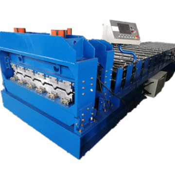 1010 glazed tile roll forming machine