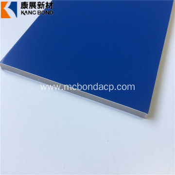 MC Bond ACP Cladding Aluminum Coated Plastic Sheet