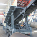Granite Limestone Mobile Crushing Screening Plant