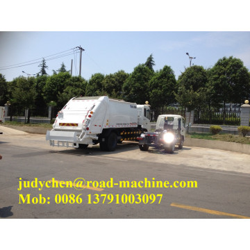 4 x 2 10m3  Compact Garbage Truck