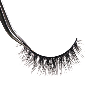 False eyelashes synthetic 3d faux mink eyelashes