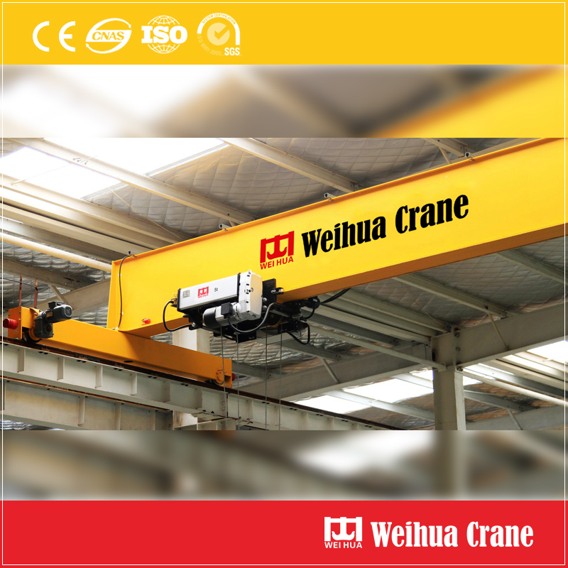 Din Single Girder Overhead Crane