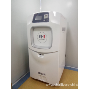 Low temperature plasma sterilizers