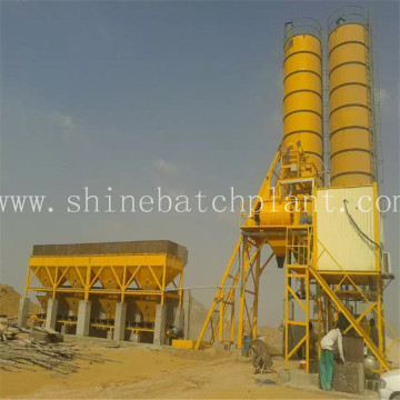 75 Wet Construction Concrete Batching Plants