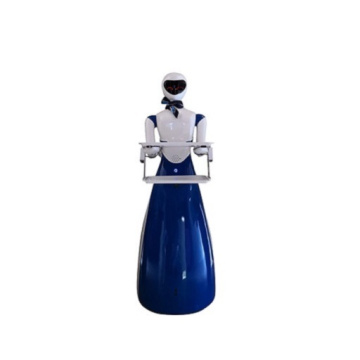 OEM China High quality for Robot Bank Automatic Waiter Robots for Hotel supply to Nicaragua Manufacturers