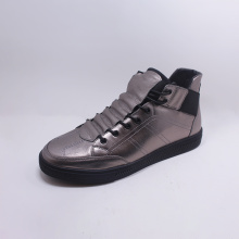 Custom Men Men's PU Leather Shoes