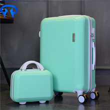 Password suitcase boarding suitcase