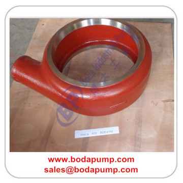SLURRY PUMP BDE4110 VOLUTE LINER