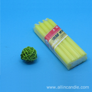 Paraffin Wax Color Household yellow votive candles