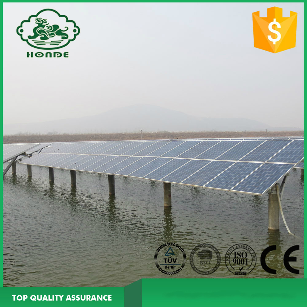 Solar Combined System In Fishing Field