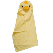 China Manufacturer for China Supplier of Beach Towel, Microfiber Beach Towel, Cotton Beach Towel 100 Cotton Kids Hooded Beach Towels Yellow Duck export to India Supplier