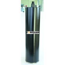 112mm Laser Welded Wet Core Drill