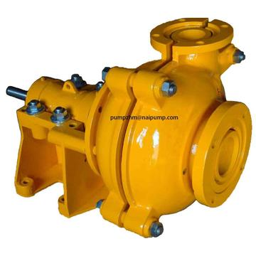 AH mining slurry pump