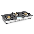 Crystal Nova Gas Cooktop 3 Super Big Burner