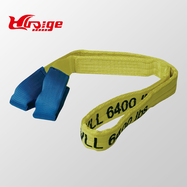 Polyester Webbing Sling with eye