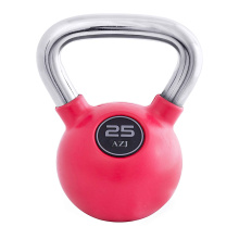 Physical Fitness Rubber Coated Kettlebell