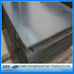 Cold Carbon Rolled Steel Plate