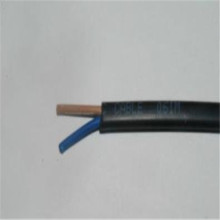 Copper core flat power cord