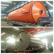 PP plastics recycling to oil machines