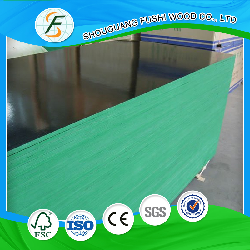 18mm back film faced plywood