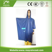 Waterproof Rain Poncho With Sleeves For Kids
