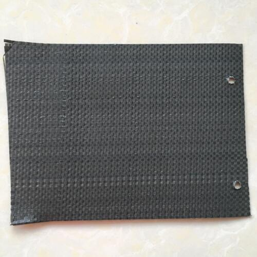 Composite woven geotextile with 0.2mm HDPE geomembranes