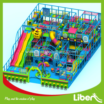 Indoor playset soft for kids