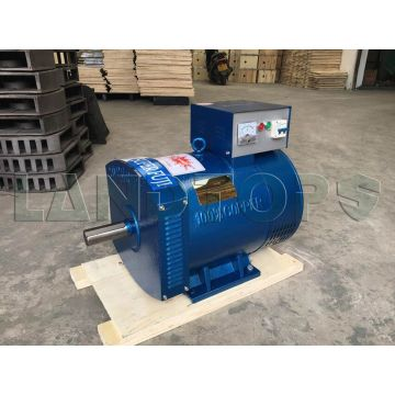 China Exporter for Single Phase AC Generator 220V 10KW ST Single Phase AC Alternator Price export to Italy Factory