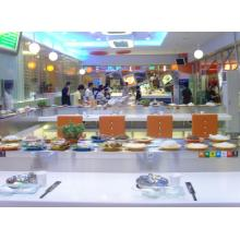 Hot Pot Buffet With Sushi Conveyor Belt