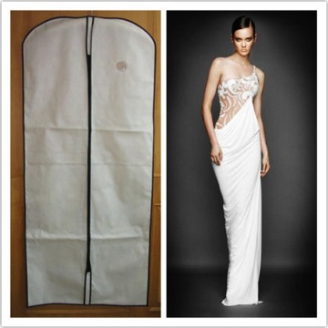 Foldable fashion wedding dress bags