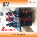 MITSUBISHI K4E fuel injection pump injector nozzle
