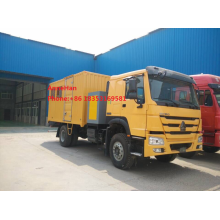 Sinotruk Howo 6x4 Mobile maintenance vehicle