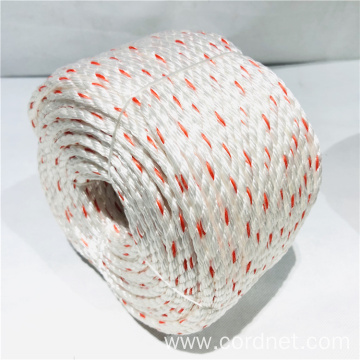 White String Red PP Rope With Lowest Price