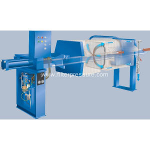 Automatic Pharmacy Plate Frame Filter Press Construction