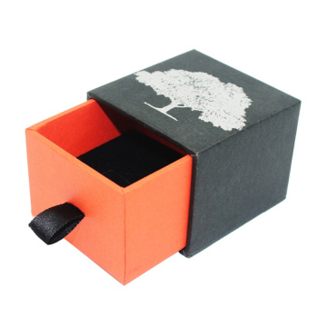 Wholesale Gift Paper Jewelry Earring Sliding Boxes