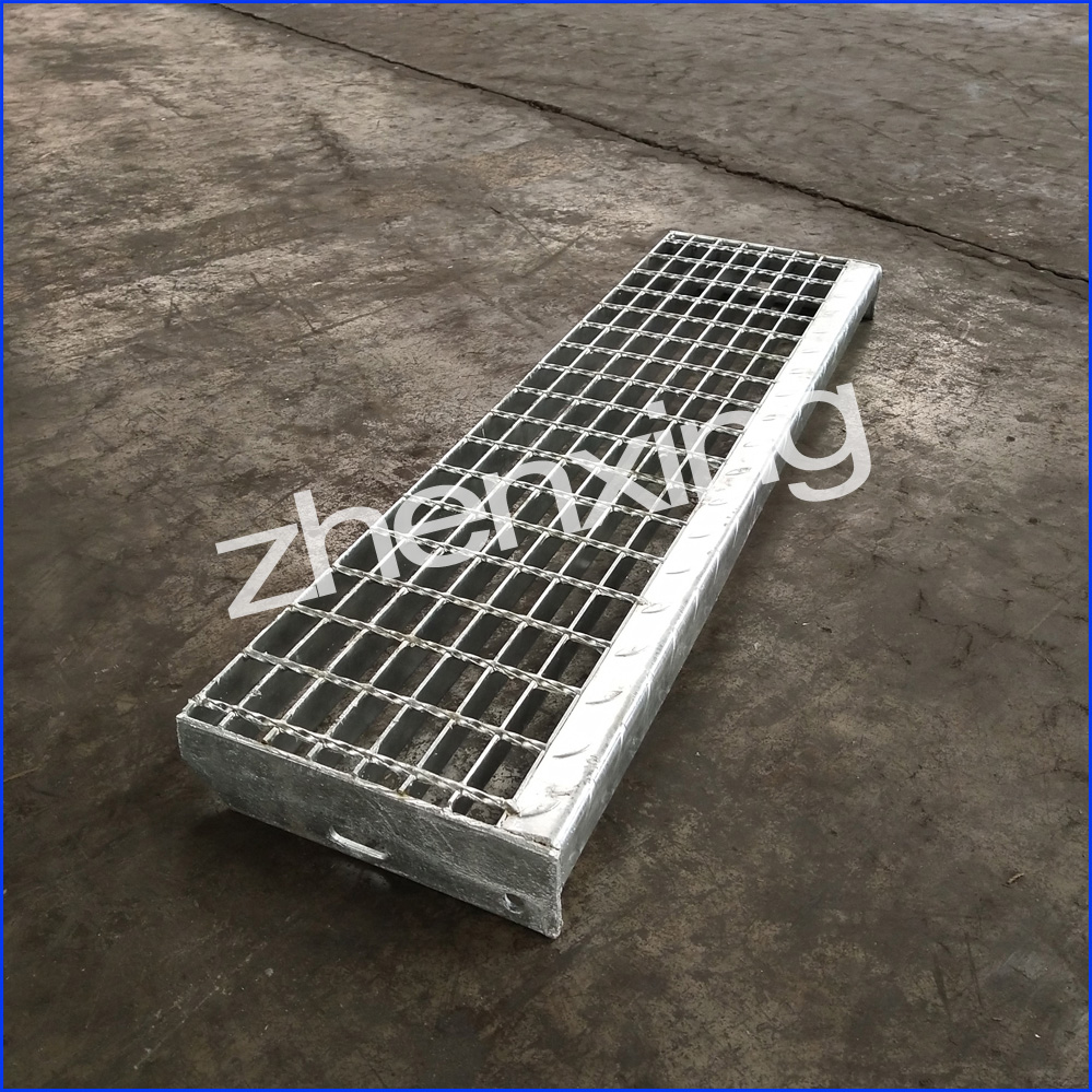 Hot Galvanized Stair Tread