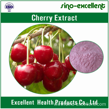 Cherry Berrry Extract, Cherry Berries P. E., Cherry P. E.