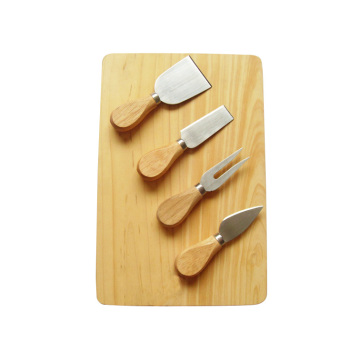 Goods high definition for for Cheese Knife Set Light&good quality pine cheese tool monterey jack cheese export to Indonesia Wholesale