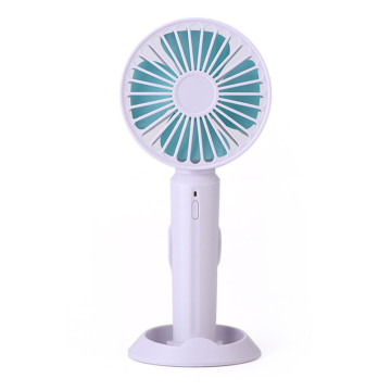 USB Handheld Battery Table Mini Fan Air Cooler