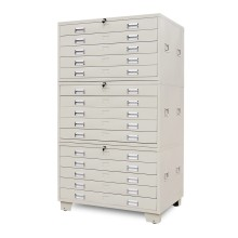 Library Office Plate Plan Document Map File Cabinet
